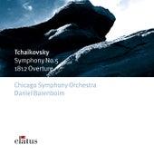 Tchaikovsky : Symphony No.5 & 1812 Overture by Daniel Barenboim