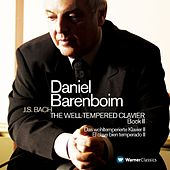 Bach, JS : Well-Tempered Clavier Book 2 by Daniel Barenboim
