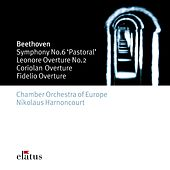Beethoven : Symphony No.6, 'Pastoral' & Overtures by Nikolaus Harnoncourt