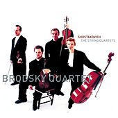 Shostakovich : String Quartet No.1 von Brodsky Quartet