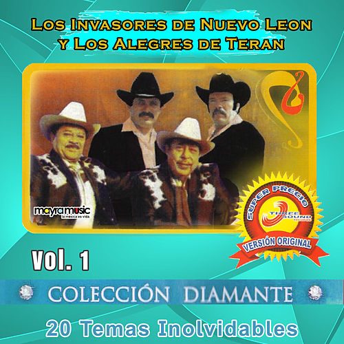 Los Alegres De Teran by Various Artists