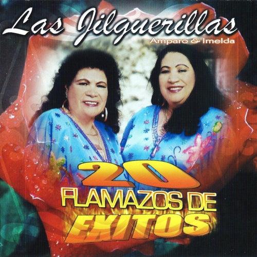 20 Flamazos De Exitos by Las Jilguerillas