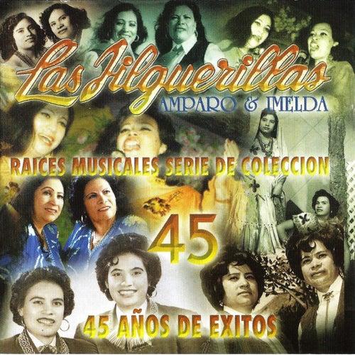 45 Anos De Exitos by Las Jilguerillas
