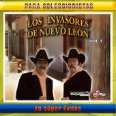 20 Super Exitos Vol.1 by Los Invasores De Nuevo Leon