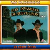 20 Super Exitos Vol.2 by Los Invasores De Nuevo Leon