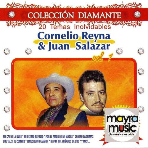 20 Temas Inolvidables by Cornelio Reyna