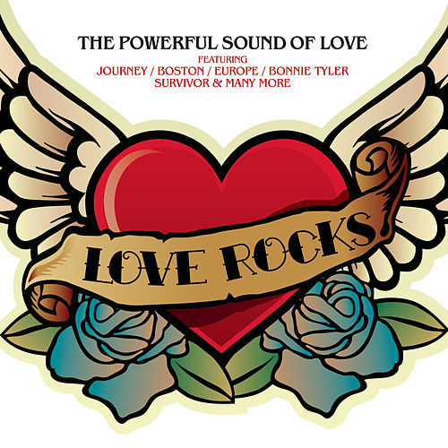 Love Rocks von Various Artists