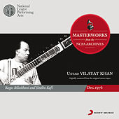 From the NCPA Archives - Vilayat Khan by Vilayat Khan