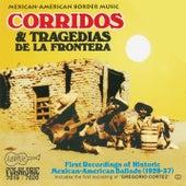 Corridos Y Tragedias De La Frontera by Various Artists