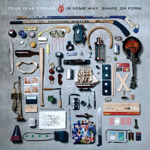In Some Way, Shape, Or Form. von Four Year Strong