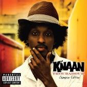 Troubadour von K'naan