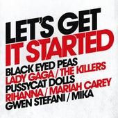 Let's Get It Started von Various Artists