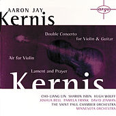 Kernis: Air for Violin/Double Concerto for Violin & Guitar etc. von Various Artists