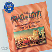 Handel: Israel in Egypt etc von Various Artists