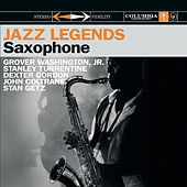 Jazz Legends: Saxophone von Various Artists