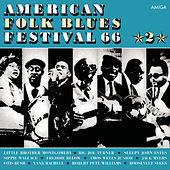 American Folk Blues Festival 66 Vol.2 von Various Artists