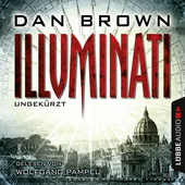 Illuminati (ungekürzt) by Dan Brown (Hörbuch)