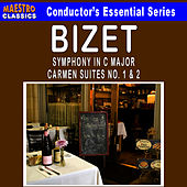 Bizet: Symphony in C Major - Carmen Suites No. 1 & 2 by Ljubljana Symphony Orchestra