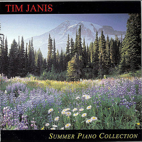 Summer Piano Collection by Tim Janis
