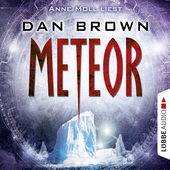Meteor (gekürzt) by Dan Brown (Hörbuch)