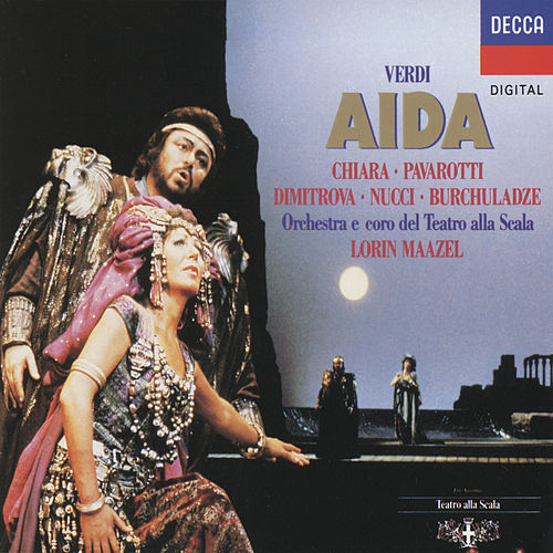 Verdi: Aïda von Various Artists