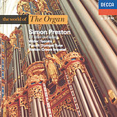 The World of The Organ von Simon Preston