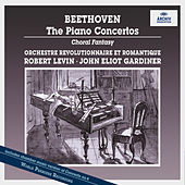 Beethoven: Piano Concertos Nos.1-5; Symphony No. 2, Op. 36; Fantasy For Piano, Chorus And Orchestra, Op. 80; Choral Fantasy (two altern. improv. piano introd.); Rondo For Piano And Orchestra WoO6 von Robert Levin