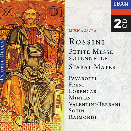 Rossini: Petite messe solennelle; Stabat Mater von Various Artists