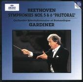 Beethoven: Symhonies Nos.5 & 6 von Orchestre Révolutionnaire et Romantique