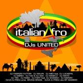 Italianafro DJs United by Various Artists