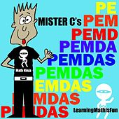 Pemdas - Order of Operations - Single by Mister C
