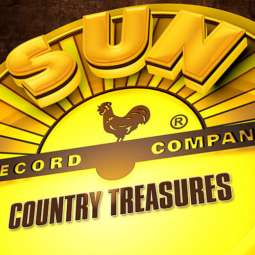 Country Treasures by Various Artists