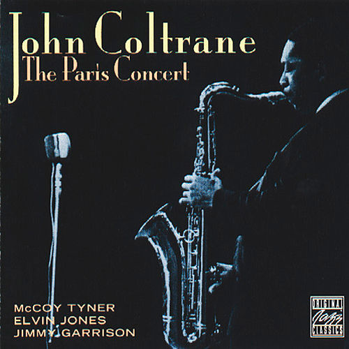 The Paris Concert von John Coltrane