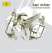 Karl Richter: A Universal Musician von Various Artists