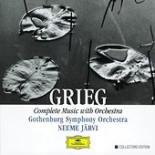 Grieg: Complete Music with Orchestra von Various Artists