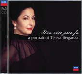 Una voce poco fa - A Portrait of Teresa Berganza von Teresa Berganza