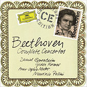 Beethoven: Complete Concertos von Various Artists