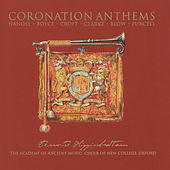 Coronation Anthems von The Choir Of New College Oxford