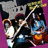 The Boys Are Back In Town / Jailbreak von Thin Lizzy