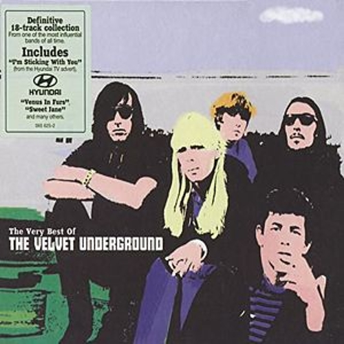 The Very Best Of The Velvet Underground von The Velvet Underground
