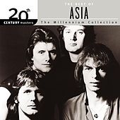 The Best Of Asia 20th Century Masters The Millennium Collection von Asia