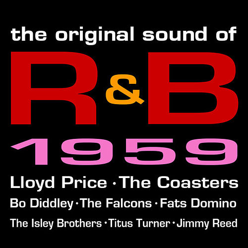 The Original Sound Of R&B 1959 by Various Artists