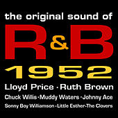 The Original Sound Of R&B 1952 by Various Artists