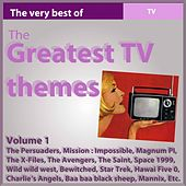 The Greatest TV Themes, Vol. 1 (The Very Best Of) by Cyber Orchestra