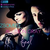 Feel (feat. Zsombee) - Single by Allison Gray