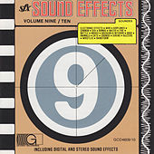 Sound Effects Vol Nine & Ten by Sound Effects