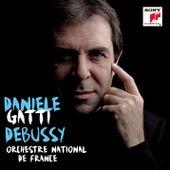 Debussy: La Mer; Prélude à l'après-midi d'un faun; Images by Daniele Gatti