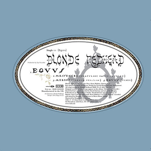 Equus by Blonde Redhead