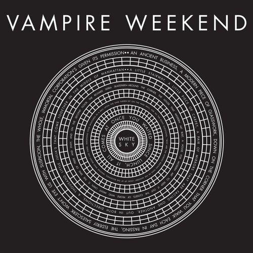 White Sky by Vampire Weekend