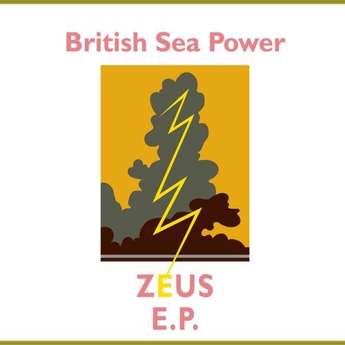 Zeus EP by British Sea Power